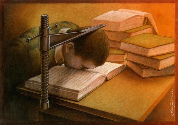 Pawel_Kuczynski_ilustraciones_criticas_ironicas_13
