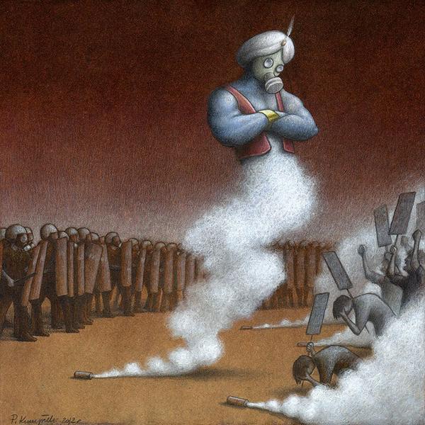 Pawel_Kuczynski_ilustraciones_criticas_ironicas_16