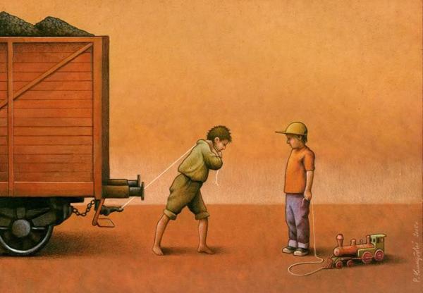 Pawel_Kuczynski_ilustraciones_criticas_ironicas_24