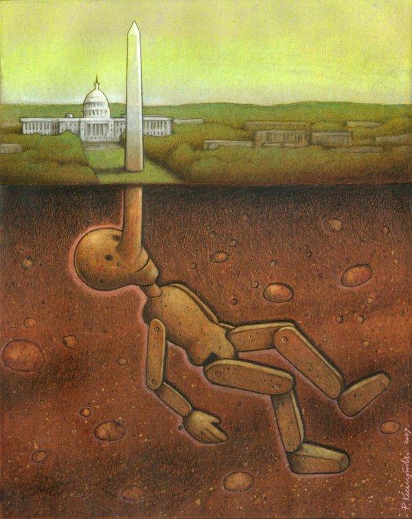 Pawel_Kuczynski_ilustraciones_criticas_ironicas_29
