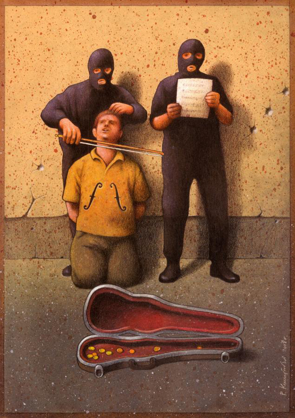 Pawel_Kuczynski_ilustraciones_criticas_ironicas_34