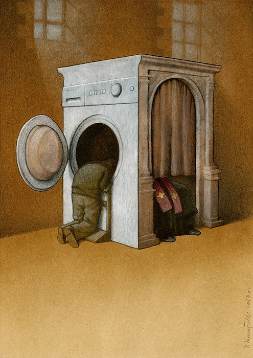 Pawel_Kuczynski_ilustraciones_criticas_ironicas_4
