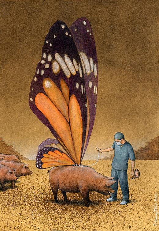 Pawel_Kuczynski_ilustraciones_criticas_ironicas_8