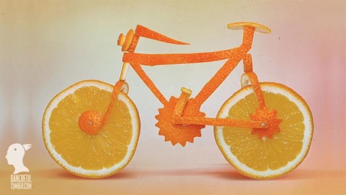 dan_cretu_arte_comida_escultura_coloridas_fotos_bici_cascara_naranjas