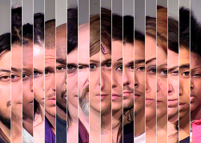 Mugshots, press image