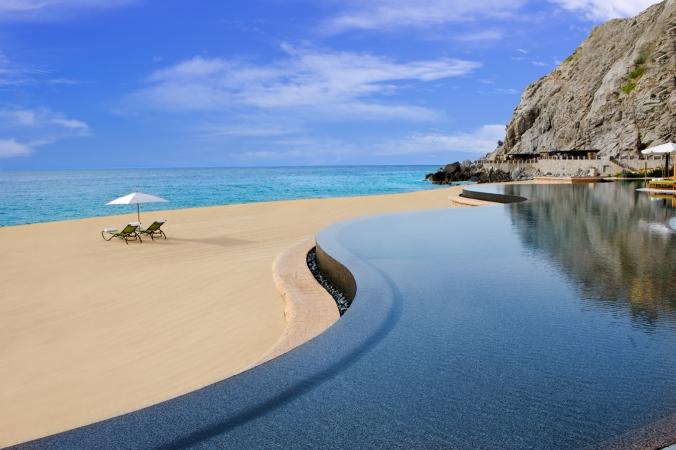 Fotos de las mejores piscinas del mundo - Cappella Hotel, Cabo San Lucas, Méjico