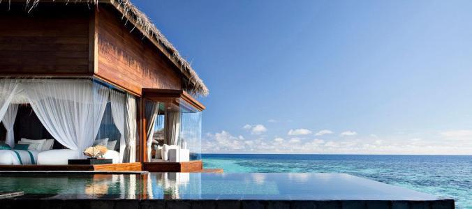 Fotos de las mejores piscinas del mundo - Jumeirah, Maldivas