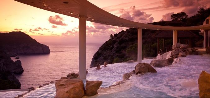 Fotos de las mejores piscinas del mundo - Hotel Hacienda, Ibiza