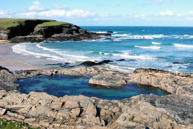 Fotos de las mejores piscinas del mundo - Treyarnon Bay-