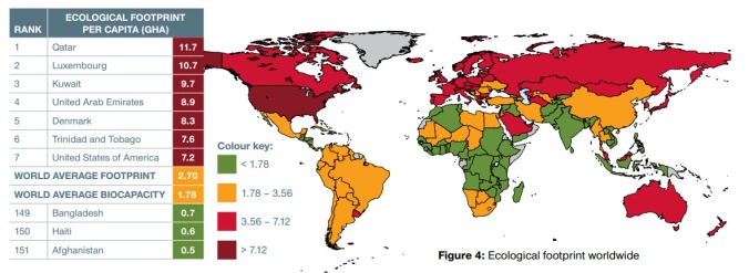 mapa_felicidad_paises_huella_ecologica_sostenibilidad_medioambiental