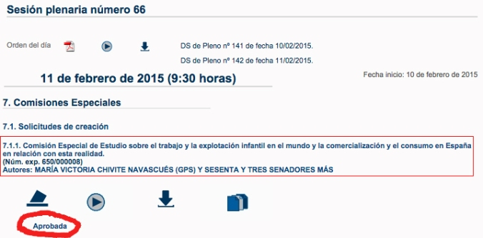 senado_comision_especial_estudio_trabajo_infantil_explotacion